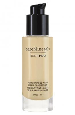bareMinerals BarePro Performance Wear Liquid Foundation Aspen 1 fl oz