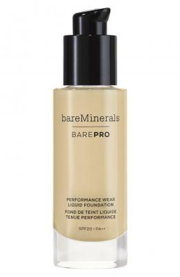 bareMinerals BarePro Performance Wear Liquid Foundation Silk 1 fl oz