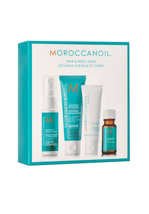 MOROCCANOIL HAIR & BODY MINIS