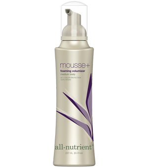 all-nutrient mousse+ foaming volumizer 8.4 fl oz
