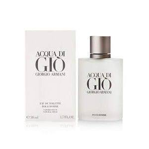 GIORGIO ARMANI ACQUA DI GIO EAU DE TOILETTE NATURAL SPRAY 1.7 FL OZ