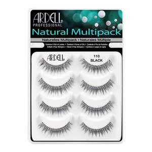ARDELL Natural Multipack Black 110 240492