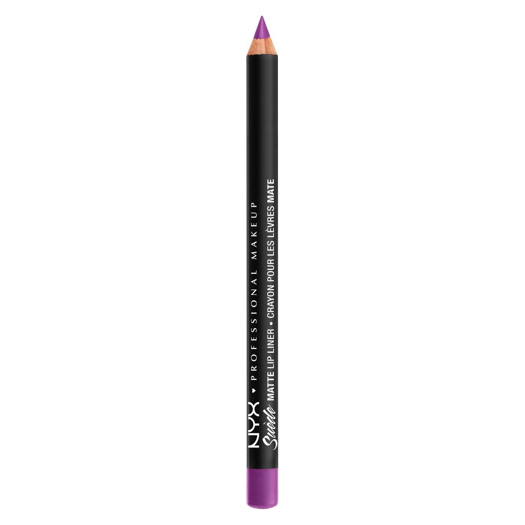NYX Suede MATTE LIP LINER RUN THE WORLD 15