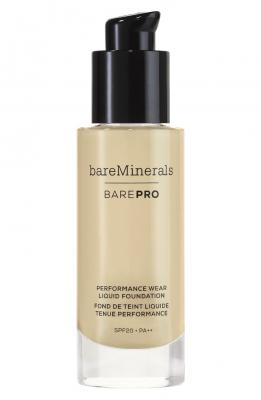 bareMinerals BarePro Performance Wear Liquid Foundation Sateen 1 fl oz