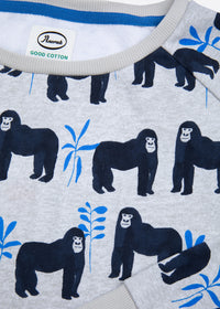 Gorillas Organic Cotton Sweatshirt