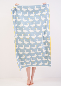 Waddling Ducks Organic Cotton Towels