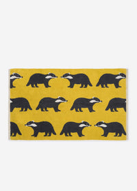 Kissing Badgers Organic Cotton Towels