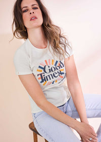 Good Times Organic Cotton T-Shirt