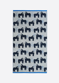Anorak Gorillas Organic Cotton Towel Set
