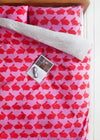 Kissing Rabbits Organic Cotton Bedding