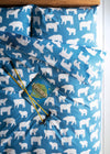 Polar Bears Organic Cotton Bedding