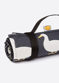Waddling Ducks Picnic Blanket