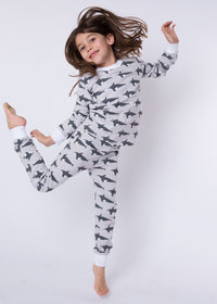 Orca Organic Cotton Kids Pyjamas