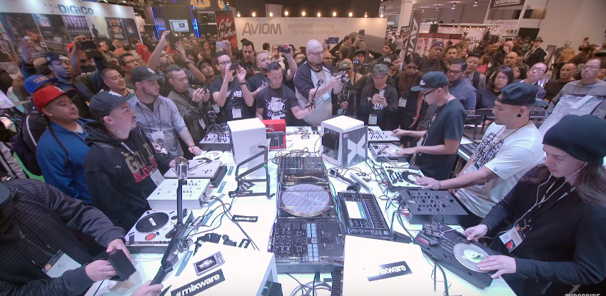 2016 Wild Cuts Pro Open | Portable Turntable Battle