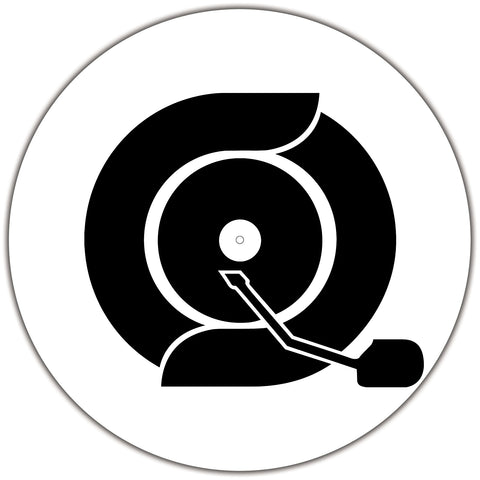 Turntable Slipmats (Black & White)