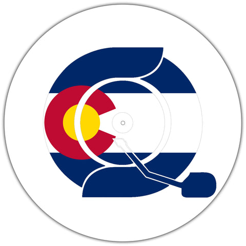 Turntable Slipmats (Colorado)