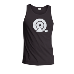 Tank Top (Classic) - Crate Connect Clothing - DJ Clothing - Turntable Clothing - 2