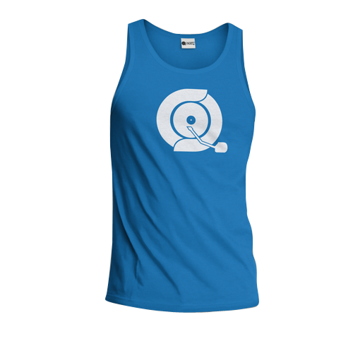 Tank Top (Classic) - Crate Connect Clothing - DJ Clothing - Turntable Clothing - 1