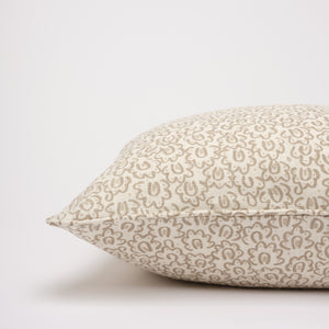 BARBRO CUSHION - TAUPE