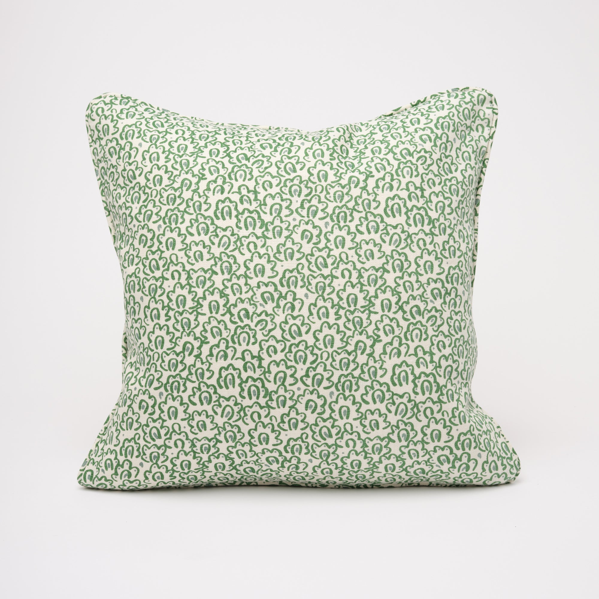 BARBRO CUSHION - GREEN