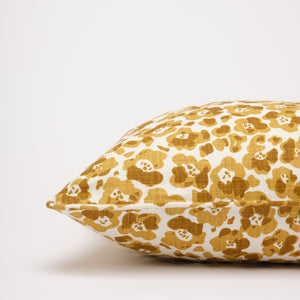 FLORENCE CUSHION - SAFFRON