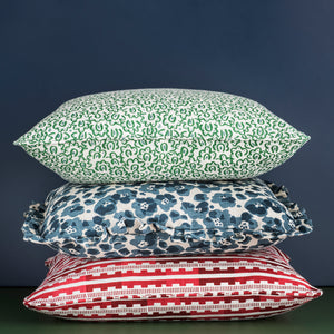 MARIANNE CUSHION - RED