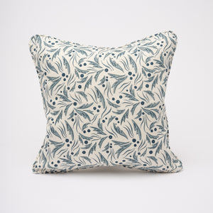 SOPHIA CUSHION - INDIGO