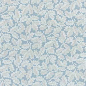 BLANCHE WALLPAPER - DOVE BLUE
