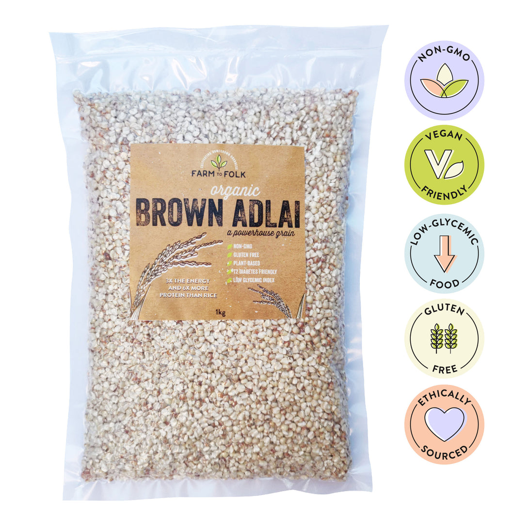 Organic Brown Adlai