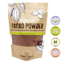 Load image into Gallery viewer, Organic Cacao Powder