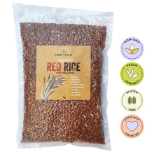 Load image into Gallery viewer, Organic Red Rice