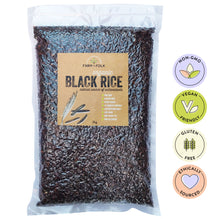 Load image into Gallery viewer, Organic Black Rice