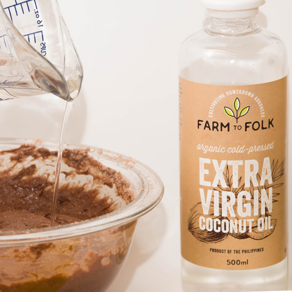 Organic Cold-Pressed Extra Virgin Coconut Oil