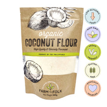 Load image into Gallery viewer, Organic Coconut Flour
