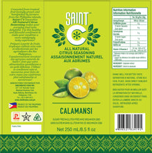 Load image into Gallery viewer, Saint C Pure Calamansi Extract