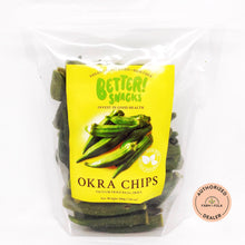 Load image into Gallery viewer, Crispy Okra Chips