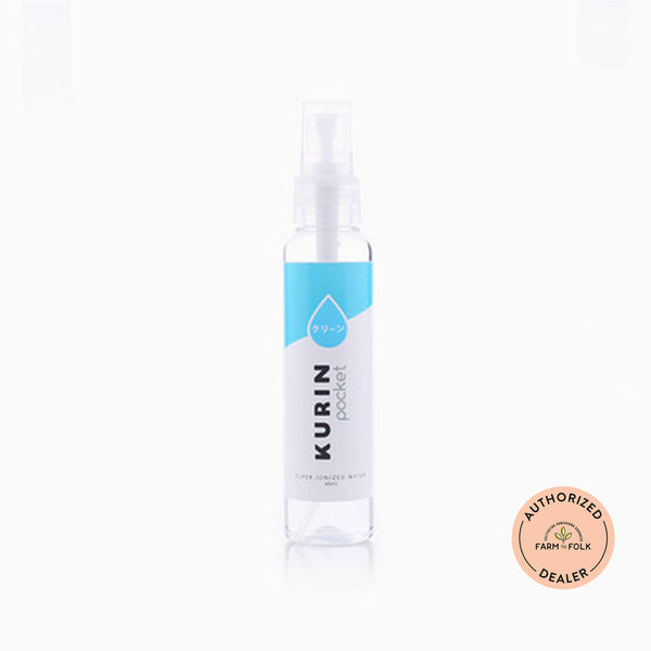 Kurin Pocket Super Ionized Water (65ml)
