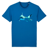t shirt requin