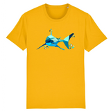 tee shirt totem requin