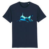 tee shirt requin homme