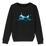 sweat animaux requin