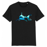 tee shirt animal totem requin