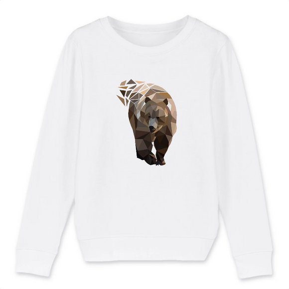 Sweat Animaux Papa ours