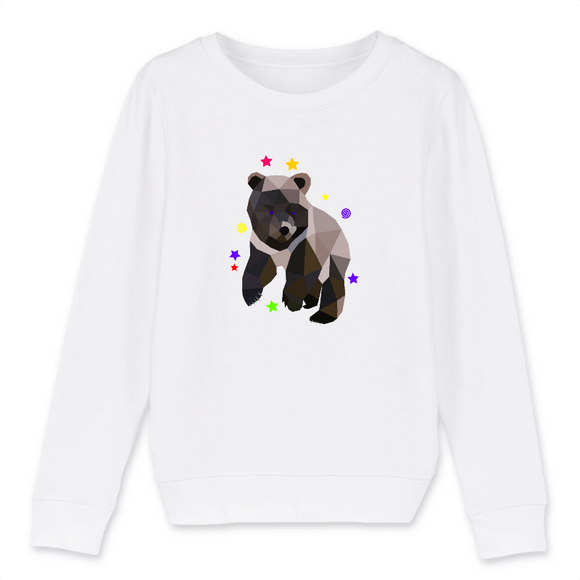 Sweat Animaux Ourson