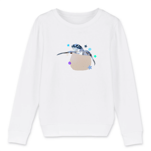 Sweat Animaux Petite Tortue