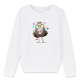 Sweat Animaux Chouette