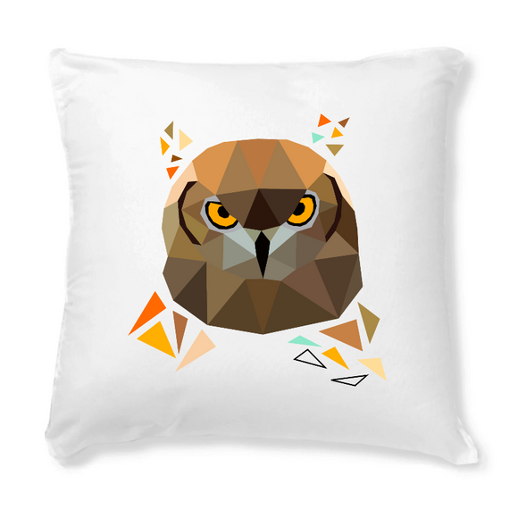 coussin chouette hibou