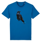 t shirt animal totem corbeau