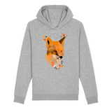 sweat renard homme