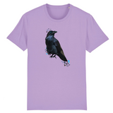 tee shirt animal totem corbeau